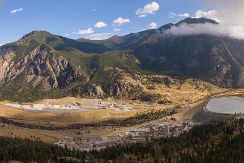 Stillwater & East Boulder, Montana, US