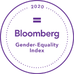 Bloomberg Gender Equality Index 2020 [logo]