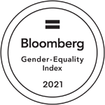 Bloomberg Gender Equality Index 2021 [logo]