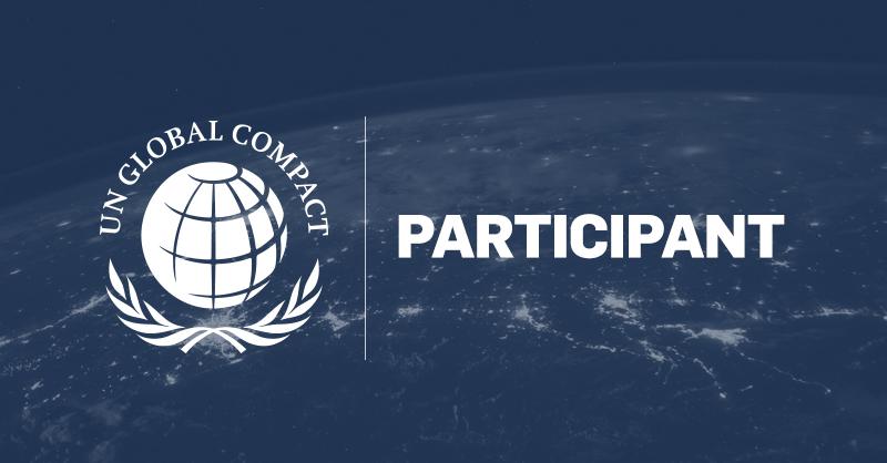 UNGC participant [logo]