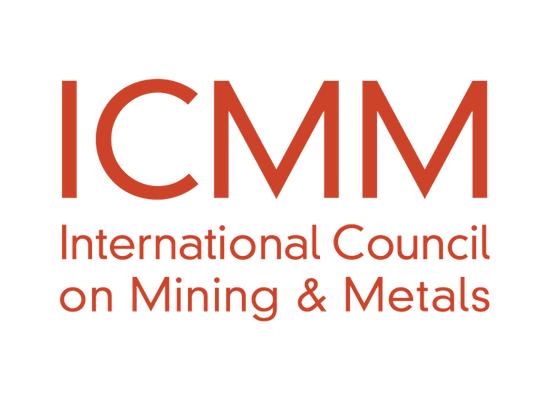 ICMM [logo]